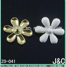 2012 new fashion flower shape shoe decoration