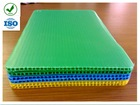 Colored PP Coroplast sheet / corrugated plastic for Sale made in China