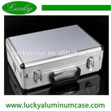Transmitter aluminium box equipment box remote control alu case for JR FUTABA WFLY KDS Walkera Flysky