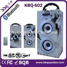 Handy Multimedia Portable Speaker Shenzhen Dual Sound Track Wireless Cylinder Speaker OEM Radio BT Speaker