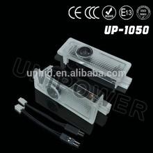 Best seller to USA DC12-24V 100% canbus error free led car logo door light for mini cooper