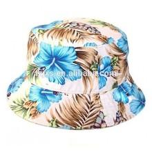 100% Cotton Cotton Canvas Bucket Hat