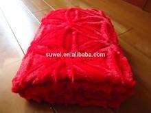 PV Plush Velvet/Knitted Fleece Fabric/Toy Fabric