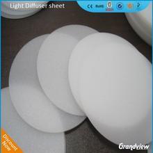 Polystyrene Light Diffuser Plate for LED Dome Light