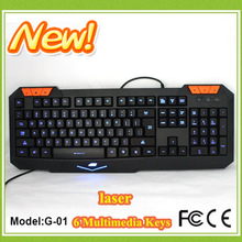 Latest Gaming Series Tenkeyless Backlight Keyboard
