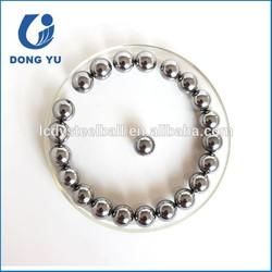 "GB GCr15(AISI E52100, JIS SUJ2, DIN 100Cr6)1/4""(6.35mm) chrome/bearing Steel Ball for ball bearing ball"