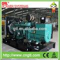 gtl 125 kva volvo elektronischen generator preis in china