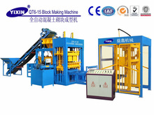 concrete block making machine for Africa market QT6-12 from China supplier