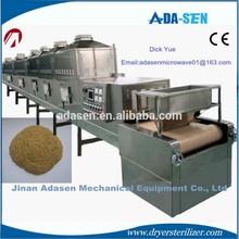 Beef essence dryer/beef essence drying equipment/beef essence dehydrator(microwave dryer)