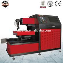 Hoston Factory Price Mini YAG Laser Metal Cutting Machine for 500*500
