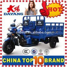 China BeiYi DaYang Brand three wheel motorcycle 150cc/175cc/200cc/250cc/300cc reverse trike tricycle