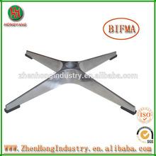 bw aluminum chair base 4 star four star furniture legs salon chair parts