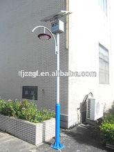10 years product warranty off grid street light led bike light set pole LED lighting
