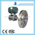 sensor de presión capacitivo