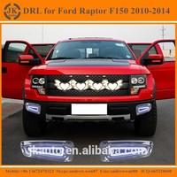Hot Selling High Quality LED Daytime Running Light for Ford F150 Super Bright LED DRL Fog Light for Ford F150 2009-2014
