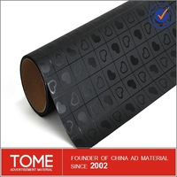 3D Black Window Film /Hot sale in India Black Window Film with PET Liner