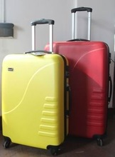 2015 newly developed economical pc travel luggage for promotional sale