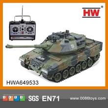 New popular 1:20 Simulated RC Tank Model