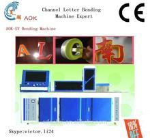 New Innovative Channel Letter Bending Grooving Machine
