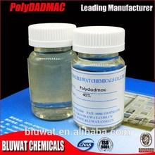Blu PolyDADMAC Quaternary Ammonium Polymer for Anti-clay Swelling Agent