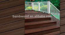 Eco-friendly most popular Cheap wpc floor wood plastic composite