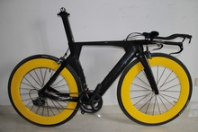 2014 most fashionable TT complete carbon road bike, complete carbon road bike with Ultegra 6800 Time trial bike Triathlon