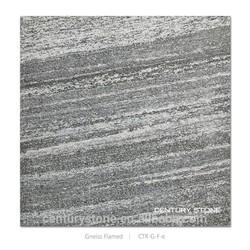 Oceanus flamed brushed granite