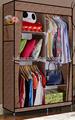 mueblesdeldormitorio tipo moderno y aspecto plegable armario tela