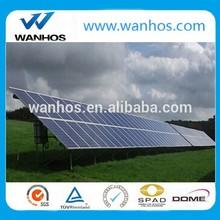 100kw PV Panel solar ground mounting