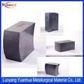 Ladrillo refractario de aluminio, magnesio y carbono aislante para cuchara de acero
