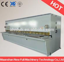 QC12Y-10x2000 automatic Hydraulic steel plate cutter