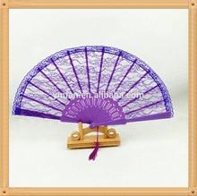 Seda china fan fans de la danza