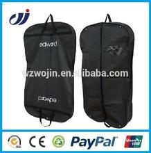 Travel foldable garment bag/Promotional wholesale cheap suit cover