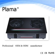 Fashion design gas stove hot plates new model special for royal gas stove