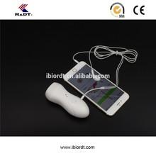 Handheld audio convert cable equipment doppler
