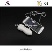 Handheld audio convert cable doppler device