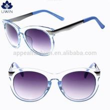 9 Years Experience retro style brand replica sunglasses with FDA