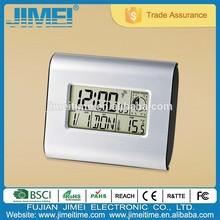 Radio controlled alarm clock table alarm clock