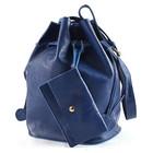 New style trendy college handbags/navy blue leather handbag bag/nine west handbag