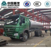SINOTRUK 6X4 25000L HOWO Water tank truck
