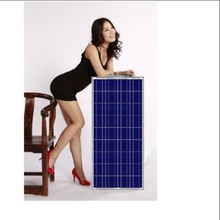 150w 18V poly solar panel with TUV v poly solar panel with TUV