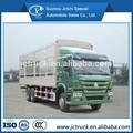 sino caminhão 6x4 caixa tipo suv caminhão de carga