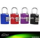 High quality aluminum code lock,combination lock,digital lock,L525