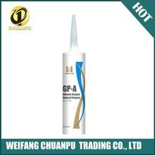 GP-A aquarium adhesive acetoxy silicone sealant with low price