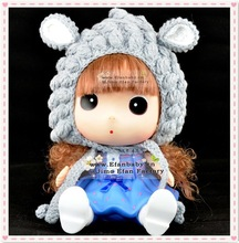 Wholesale custom adult animal knitted hat pictures of crochet knit caps hand knitted hat