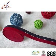 1.5 cm custom colored elastic buttonhole tape