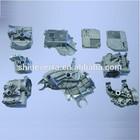 aluminum alloy die casting moto parts China manufacturer