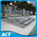 Indoor outdoor& appliable de alumínio arquibancada para quadra de esportes