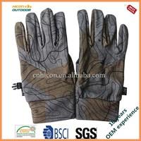 2015 fashion and hot sales mens winter sport polar fleece glove