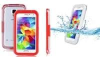 2014 new wholesale pc phone case/cover for Samsung Galaxy S5 case with waterproof function